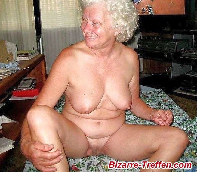 Geile Oma Will Ficken